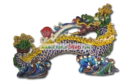 Chinese Cochin Ceramics-As Your Wishes Dragon