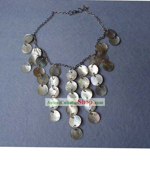 Qingdao Shell Princess Necklace