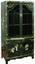 Chinese Palace Lacquer Ware Cabinet-Ancient Times