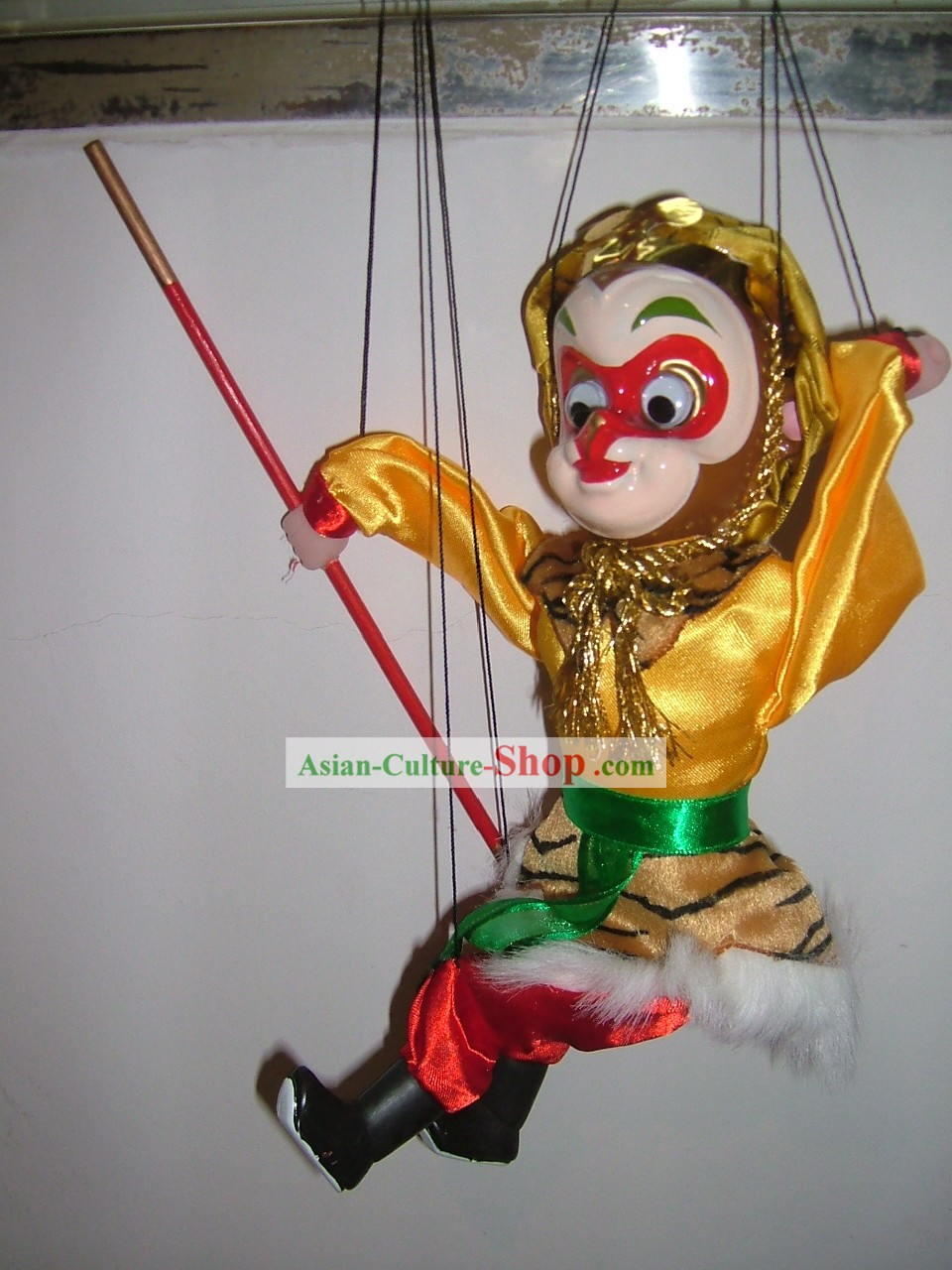 Chinese Monkey King Doll/Monkey Puppet