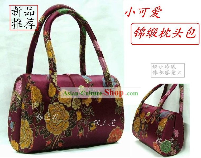 Chinese Classic Pillow Bag