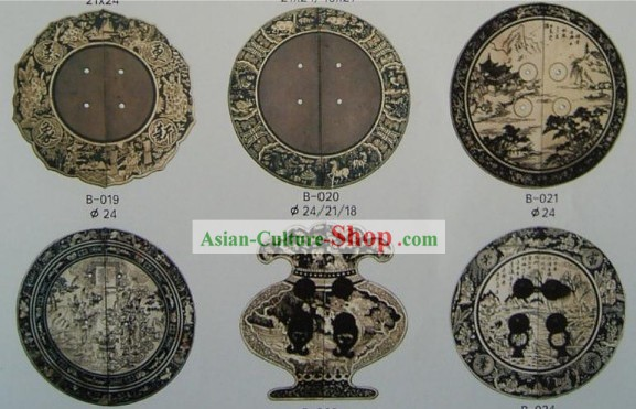 Chinese Archaize Copper Furniture Supplement Home Decoration 23
