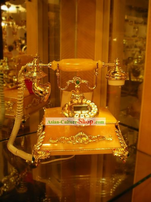Chinese Stunning Traditional Old Antique Style Telephone