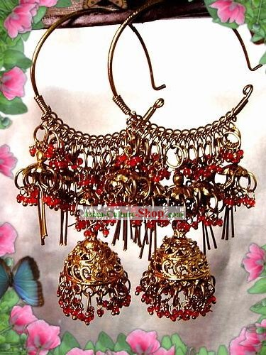 Indian Bohemia Fashion Earrings-Romance