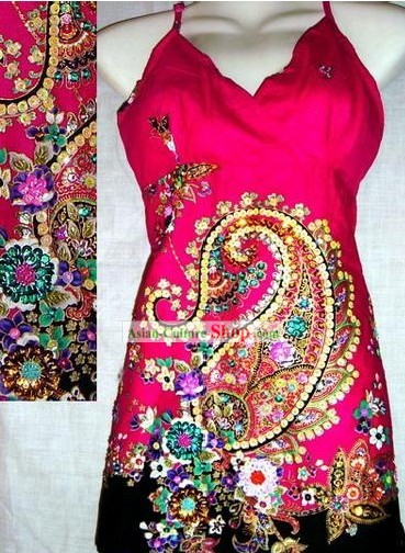 Indian Stunning Hand Embroidered Dress