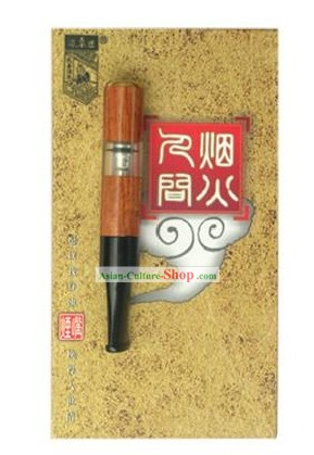 Chinese Carpenter Tan 100 Percent Hand Made Cigarette Holder Gift Package 1