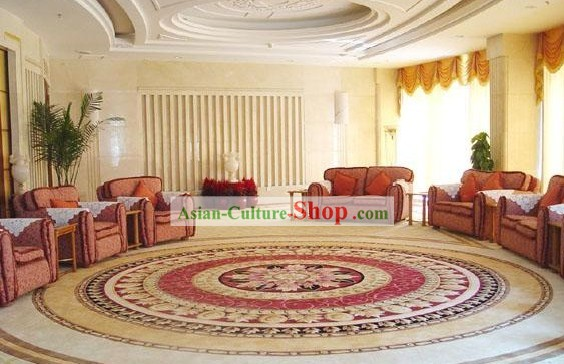 Art Decoration Chinese Thick Meeting Room Carpet