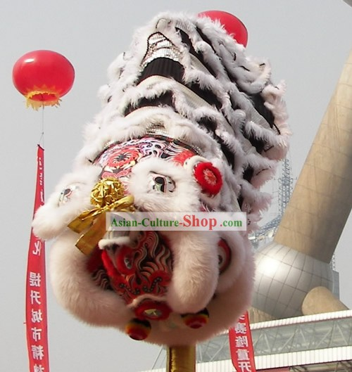 Competiton and Parade Lion Dance Costumes Complete Set