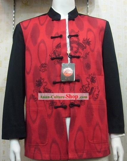 Traditional Chinese Dress for Men