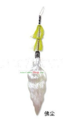 Chinese Traditional Handmade Horsetail Whisk