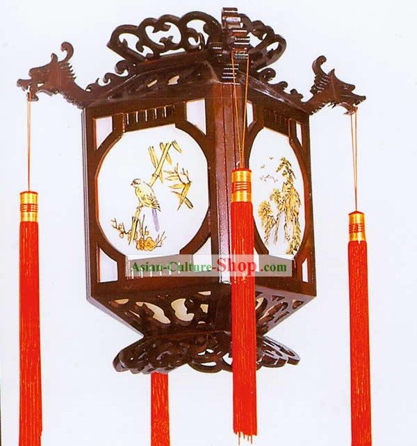 Chinese Ancient Palace Lanterns/Dragon Lanterns