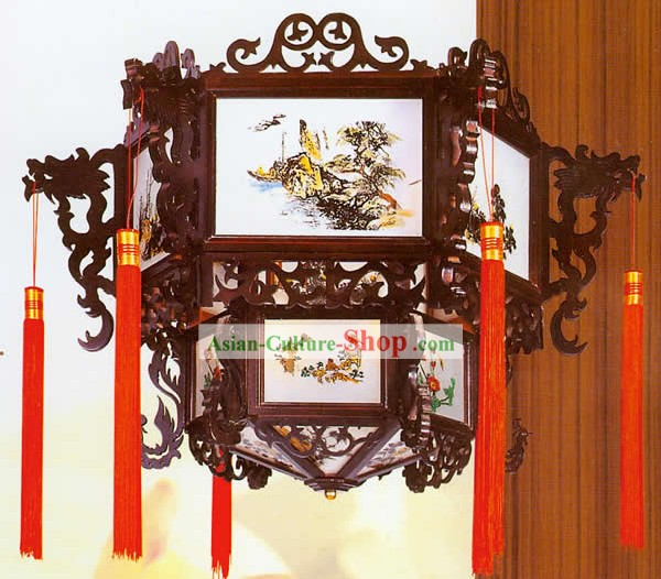 Classic Dragon Hanging Lantern/Dragon Chinese Lantern