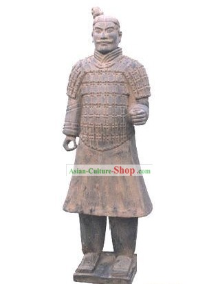 One of World's Eight Miracles:China Terra Cotta Warrior
