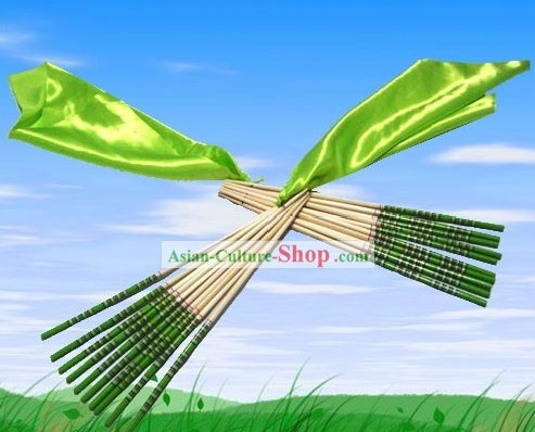 Chinese Traditional Chopstick Dance Props Set