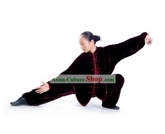 Chinese Professional Tai Chi Mestre Uniform