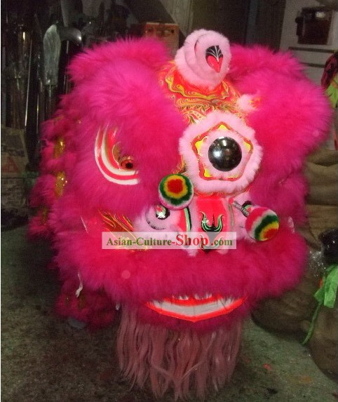 Competition and Parade Lion Dance Costumes Complete Set for Women