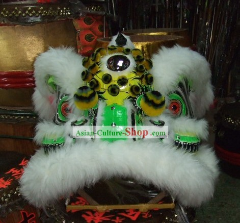Top Handmade Chinese Lion Dance Head
