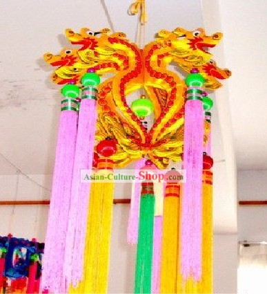 how to make a paper lantern for a parade