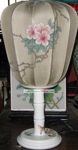 Chinese Antique Style Hand Painted Lantern/Peony Lamps and Lanterns