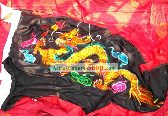 Super Large Dragon Dance and Lion Dance Banner