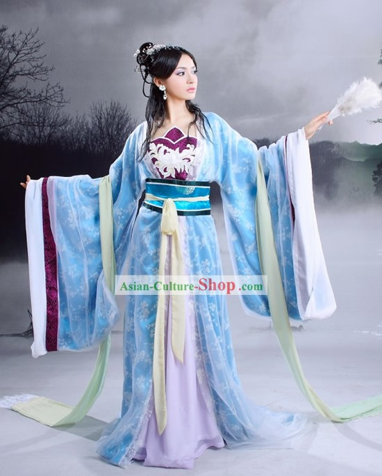Ancient Chinese Beauty Clothing