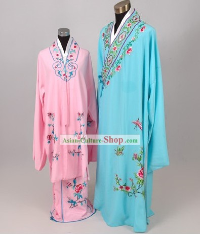 Chinese Zhu Yingtai Costumes in Butterfly Lovers (Liang Zhu)