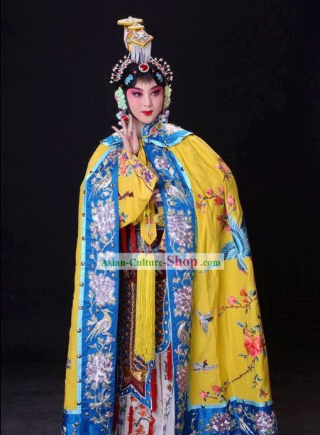 Traditional Beijing Opera Costumes of Farewell My Concubine
