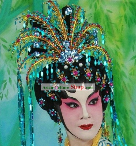 Chinese Classical Empress Hair Decoration Complete Set