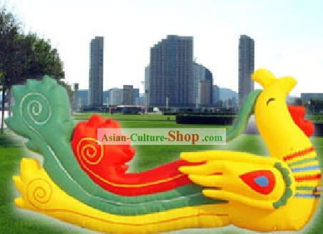 Spring Festival Celebration Large Phoenix Inflatable Item