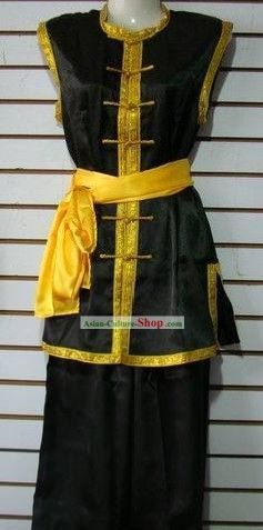 Chinese Traditional Southern Fist Martial Arts Uniform Complete Set