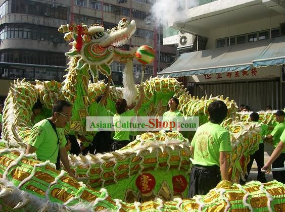 Supreme Chinese Festival Dragon Dance Costume Complete Set