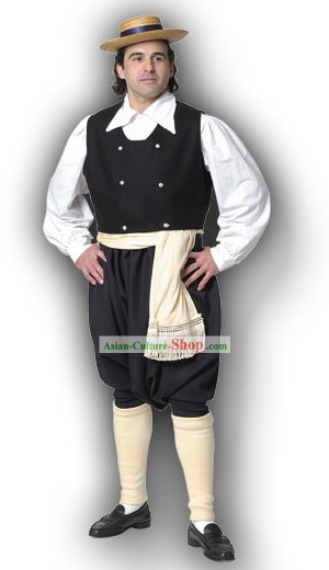 Traditional Greek Costume for Men