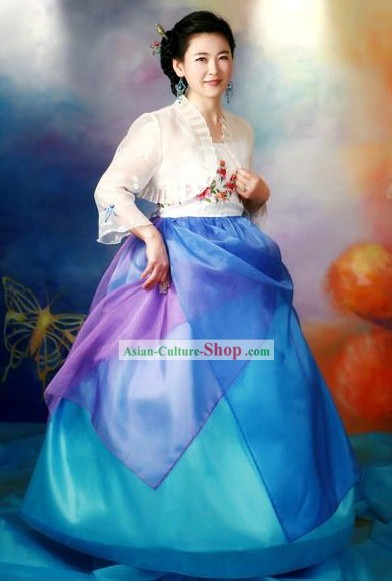 Modern Korean Hanbok for Women