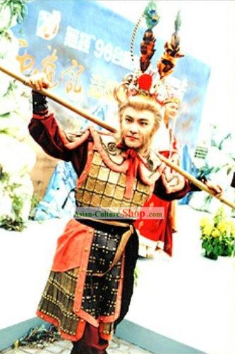 Monkey King Headdress