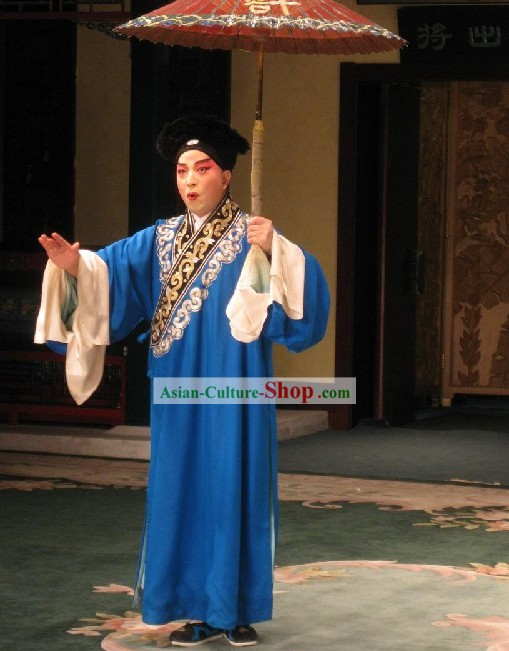 Xu Xian Costume Set in Story of White Snake