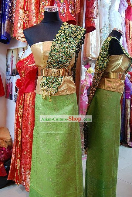 Thailand National Dress for Women