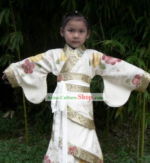 Anicnet Chinese Children Birthday Dress for Girls