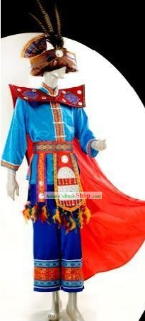 Chinese Ethnic Minorities Costumes for Men