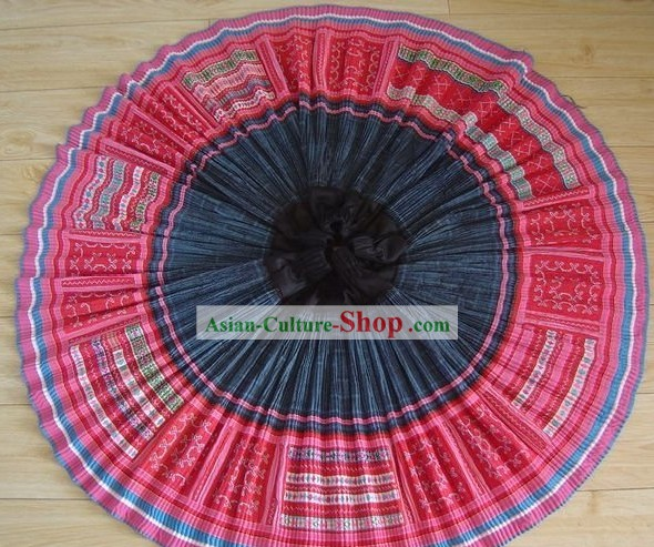 Chinese Miao Minority Skirt