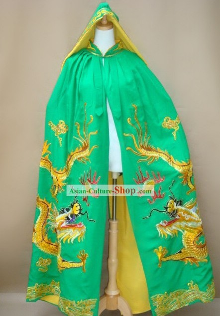 Chinese Opera Prince Dragon Mantle