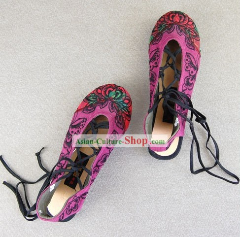 Traditional Chinese Summer Shoes