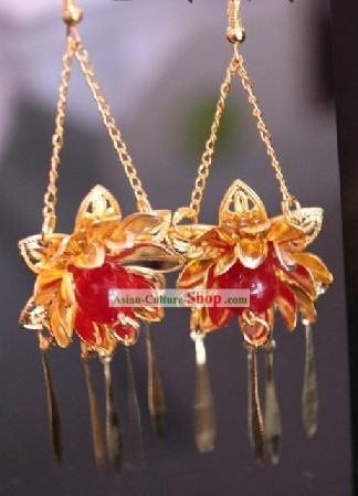 Chinese Classic Handmade Earrings
