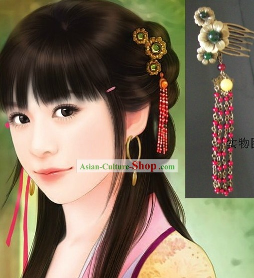 Traditional Chinese Handmade Hairpin
