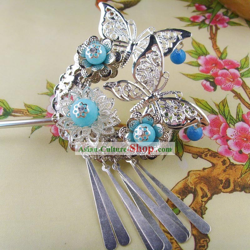 Chinese Classic Handmade Female Hair Accessories
