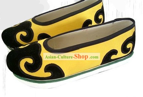 Classic Peking Opera Shoes for Men