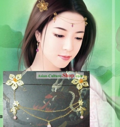 Ancient Chinese Hair Accessories for Women