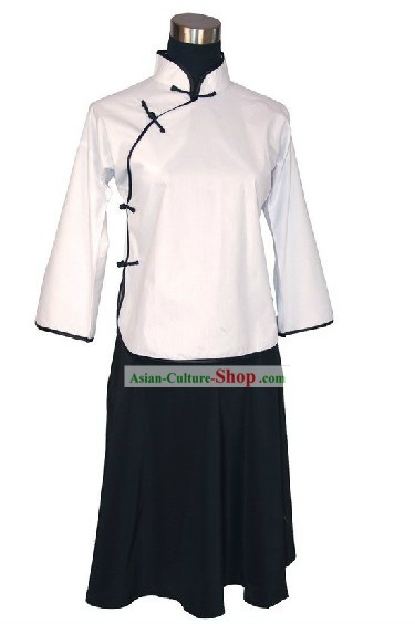 Chinese Minguo Student Costume for Women