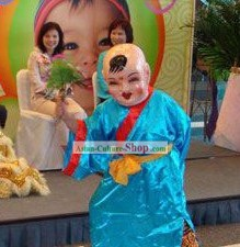 Opening Ceremony Laughing Boy Mask and Costume Set