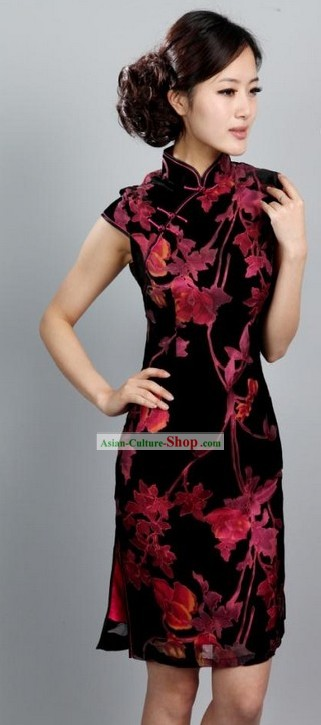 Old Shanghai Cheongsam for Women