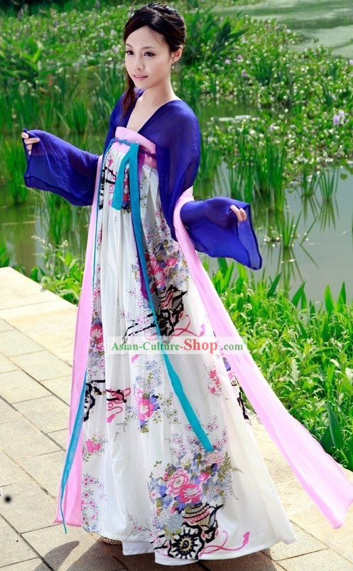 Ancient Chinese Fairy Lady Outfit